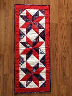 4th of July Table Runner - 2015