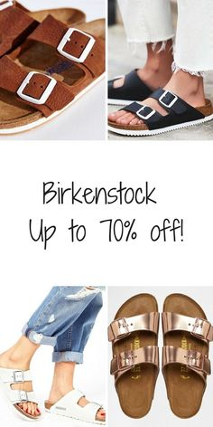 Shop Birkenstock and other brands at up to 70% off with the free Poshmark app. Install now.