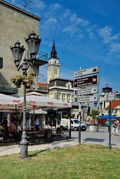 Novi Sad, centar