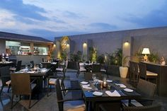 Dine under the stars...need to experience rooftop dining