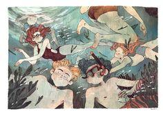 Nuria Tamarit Ilustracion