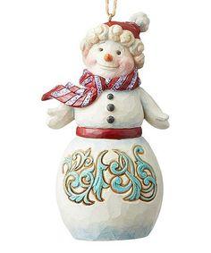 HISTORY /& HERALDRY Décoration de Noël Bonhomme de neige Archie 266000067