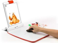 3 cool art tech toys | the Osmo Monster game turns your drawings into magical animations