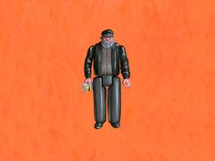 This George R. R. Martin Action Figure Is Awesome. Too Bad Its Not Real #ITBusinessConsultants