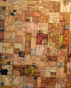 Obra de Nacho Angulo disponible en la galería online de FLECHA, precio 4.000€. Mas info:  http://www.flecha.es/Comprar-obras-de-Nacho-Angulo-Correa-do-Lago/Técnica-Mixta-Mapa/484/