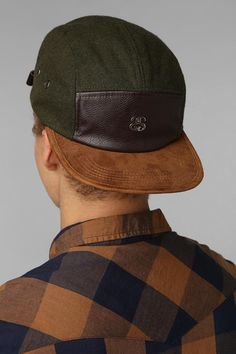 Stussy Lux 5-Panel Hat @Becky Kerwin BARNA SUP