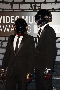 Daft Punk - VMAs - 2013 - Brooklyn