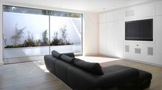 #Living, #Room, #Cinema Home Cinemas, Open Plan Kitchen, Basements, Living Rooms, Home And Family, House, Ideas, Lounges, Home