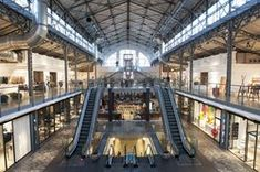 Pavilon, one of the most important Prague industrial landmarks is opening its doors for the public, after eight months of revitalization. Prague Must See, Restaurants, Adaptive Reuse, Waterworks, Grand Designs, Industrial Loft, Loft Spaces, Pavilion, Old Things
