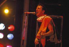 Upon us all, a little rain must fall. The Future Is Unwritten, Joe Strummer, The Clash, Beautiful Soul, Rain, Punk, Concert, London England, Music