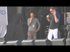 ''You Are So Beautiful'' by Russell Watson on his sound check for Love Live Music [6/8]