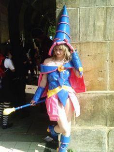 Black Magician Girl - Cosplay von Yami-no-tenshi auf Animexx.de