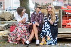 The Best Street Style At Copenhagen Fashion Week SS18 #refinery29uk