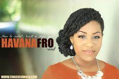 HAVANAFRO www.fingercomber.com