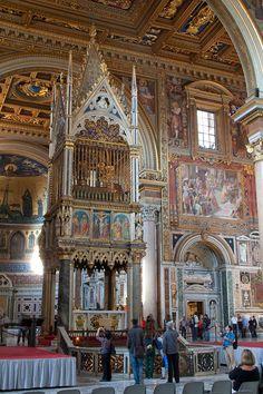 St. John Lateran, Rome.