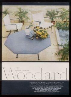 vintage patio adswrought century