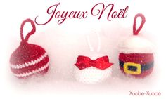 Patrónes bolas Navideñas a crochet.  http://xuabe-xuabe.blogspot.com.es/2013/11/patrones-bolas-navidenas-crochet.html