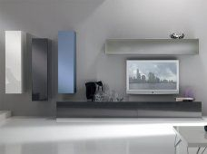 Spar Modern Wall Unit Exential Composition T50