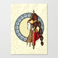 Queen Amidala, Concept Art, Clock, Artwork, Cards, Decor, Conceptual Art, Watch, Work Of Art