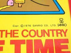 ヤフオク! - MO98 当時物 1976年 サンリオ ハローキティ ボッ...