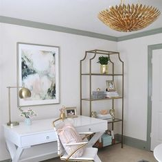 Feminine Home Office French Country Home Office Dcor Ideas Shelterness. 40 Floppy But Refined Boho Chic Home Office Designs DigsDigs. 21 Farmhouse Home Office Designs Decorating Ideas . Home Design Ideas Home Office Lighting, Home Office Space, Home Office Design, Home Office Furniture, House Design, Office Designs, Furniture Ideas, Furniture Inspiration, Office Style