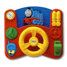 Preschool Thomas Busy Conductor - Shop Thomas is Number One for Thomas the Tank Engine toys!