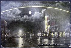 http://www.ebay.com/itm/MANCHESTER-NH-1912-ELM-STREET-SHOWING-ARCHES-AT-NIGHT-VARICKS-FULL-MOON-/330812820724?hash=item4d05fb0cf4