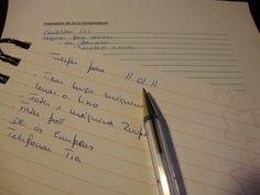 A economia cá de casa: As Listas, a Organização e a Poupança en 2014... je ferais des listes!