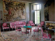 Chateau De Blois Interior | Chateau de Talcy