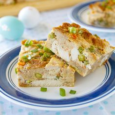 Fitness recepty z masa Easter Recipes, Sandwiches, Food And Drink, Fitness, Vegan, Paninis, Vegans
