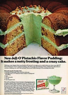 One of my all-time favorite cakes.