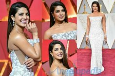 Priyanka Chopra trolled on Twitter for her Ralph and Russo outfit at Oscars 2017