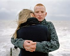Laura Pannack's Young Love is a series about the vulnerability of adolescence. Modern Photographers, Portrait Photographers, Color Photography, Amazing Photography, Teenage Love Photography, Photography Series, World Press Photo, British Journal Of Photography, Beach Portraits