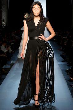 Jean Paul Gaultier Haute Couture  kolekce jaro - léto 2015 Jean Paul  Gaultier 3316ef7e6b2