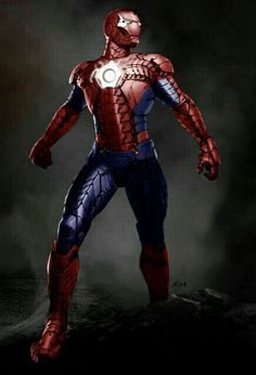 Iron Man - Spiderman