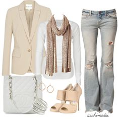A Little Sparkle, created by archimedes16 on Polyvore