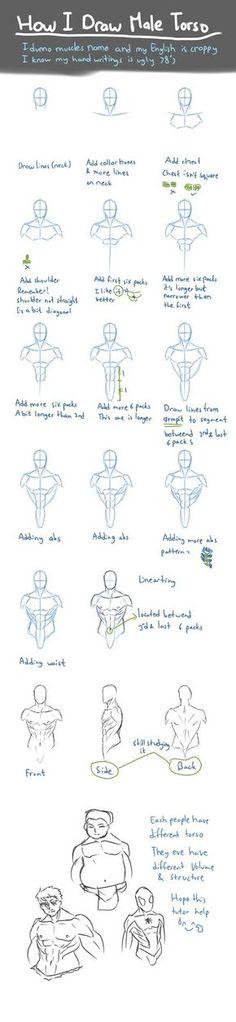 Como Desenhar Mangá: Agosto 2013                                                                                                                                                     Mais