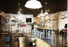 Fumanchu. Restaurant interior design.