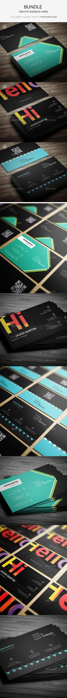 Candy Business Card | Business cards, Business and Mock up