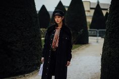 Models look: lo stile delle modelle alla Paris Fashion Week