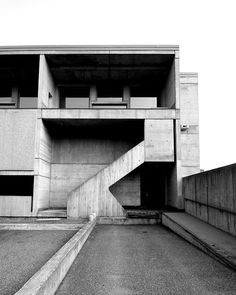 n-architektur:  Saint John's University  Marcel Breuer  Photo byA. Thompson