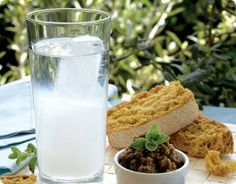 Greek Ouzo - Spirits & Beverages