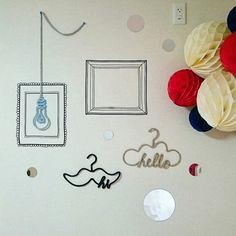フランフラン ウールレターのインテリア実例 | RoomClip (ルームクリップ)