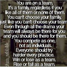 A team is only as strong as the weakest link, so work with them to promote success for everyone.
