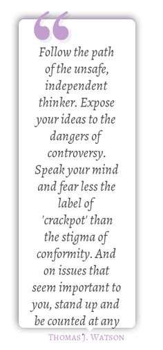 Motivational quote of the day for Thursday, July 7, 2016. HEART if you like it.