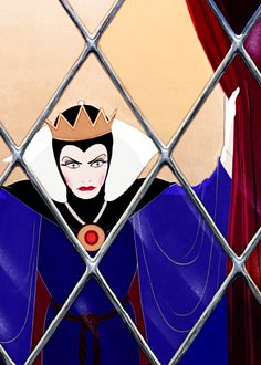 *EVIL QUEEN ~ Snow White and the Seven Dwarf's, 1937
