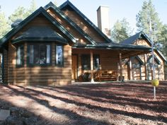 Flagstaff Vacation Rental - VRBO 168716 - 4 BR Canyon Country & Northeast House in AZ, Watch the Season Change! Midweek Special $199 Per Night