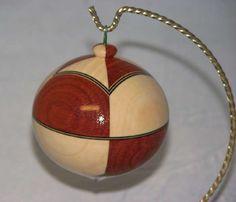 Segmented Christmas Ornament