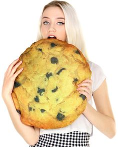 realistic looking cookie pillow