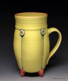 Beautiful cup by Rebecca Lowery